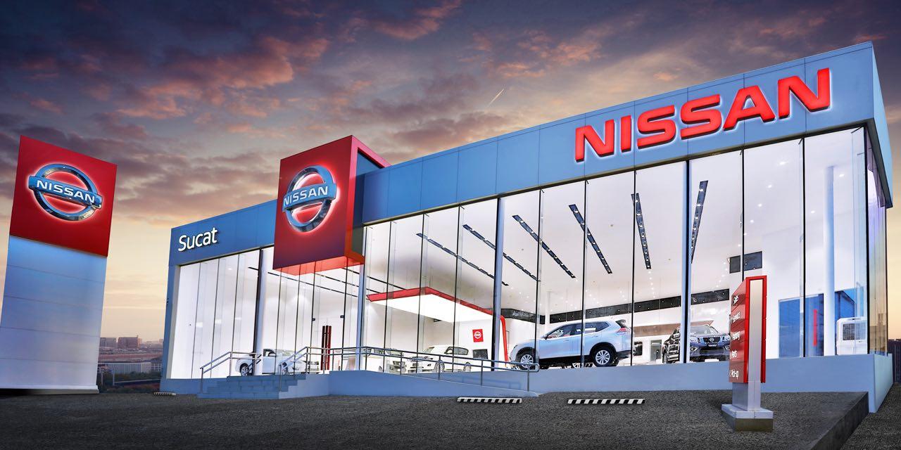 Nissan Türkiye - Digital Signage